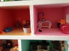 maison playmobil nurserie