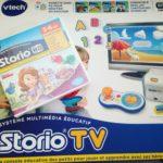 Liloute a testé : la console Storio TV de Vtech !