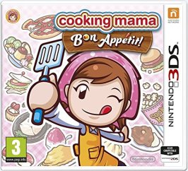 cooking mama 3ds 33,53