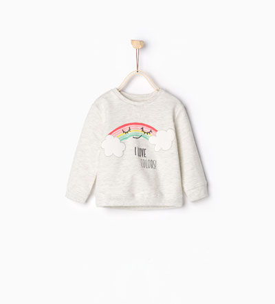 sweat nuage 9,95€