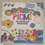 Le jeu Picmi Monsieur Madame par Abysmile ! [Test]
