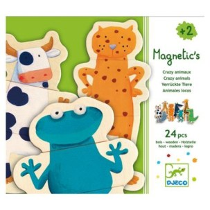 Magnets Djeco 15€99 chez Cultura