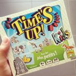 [Liloute a testé] Time's up for kids d'Asmodee !