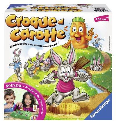 croque carotte