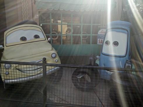 disneyland-cars