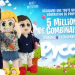 Coup de coeur : les poupées Pycoo !