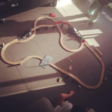 circuit bois lidl