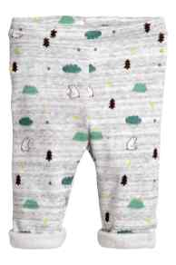 pantalon double hm 9€99