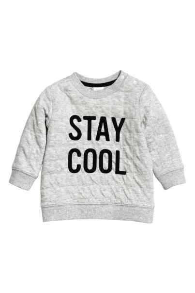 sweat hm cool 12€99