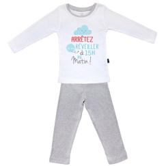 pyjama reveil