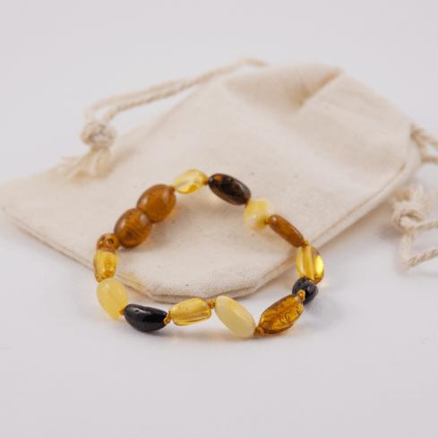 bracelet bebe ovales