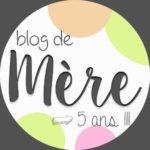 Le blog a 5 ans ! Récap concours en cours :)