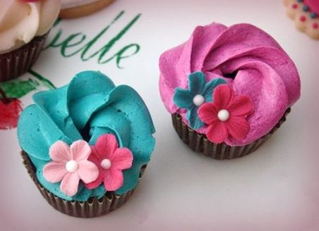 cupcakes moana