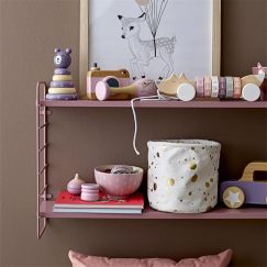 etagere rose bloomingville