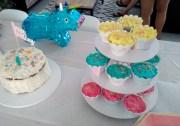 sweet table pastel anniversaire
