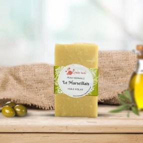 savon huile olive bebe