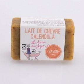 savon-bio-froid-lait-chevre-calendula