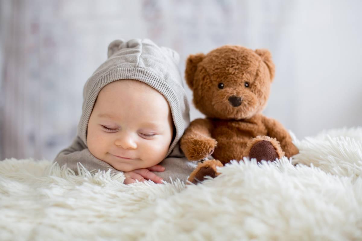 nounours-bebe