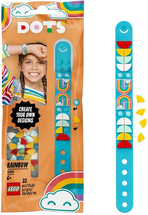 bracelet lego dots