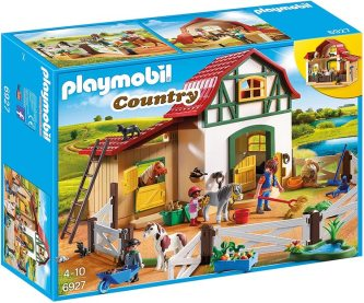 poney club playmobil