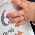 Point bébé – Bébéloute a 6 mois !