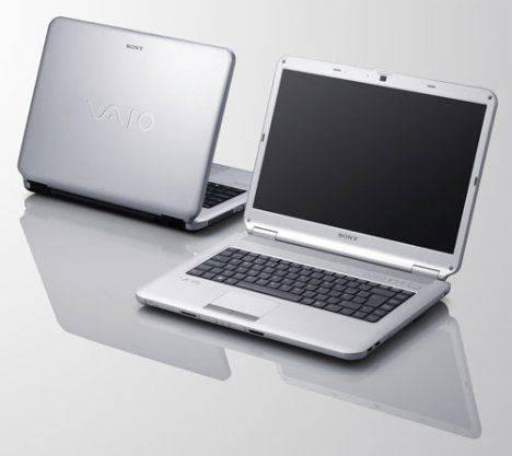 Sony VAIO NS, Precio y Características 1