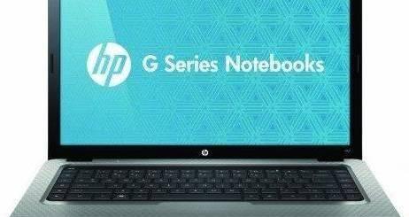Notebook HP G62-457 2