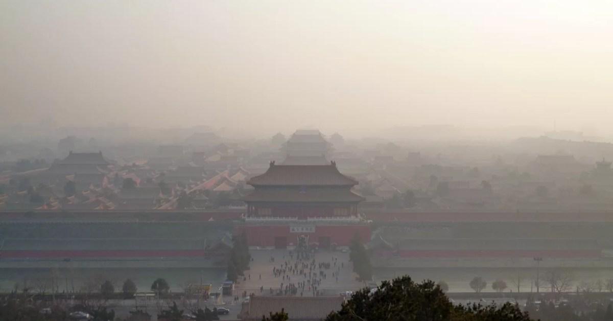Beijing: entre la polución y los problemas turísticos