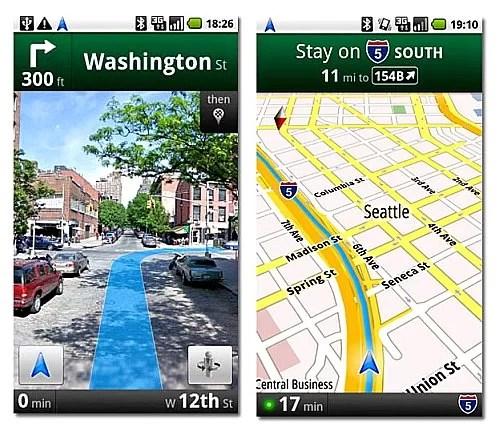 Recorridos y GPS