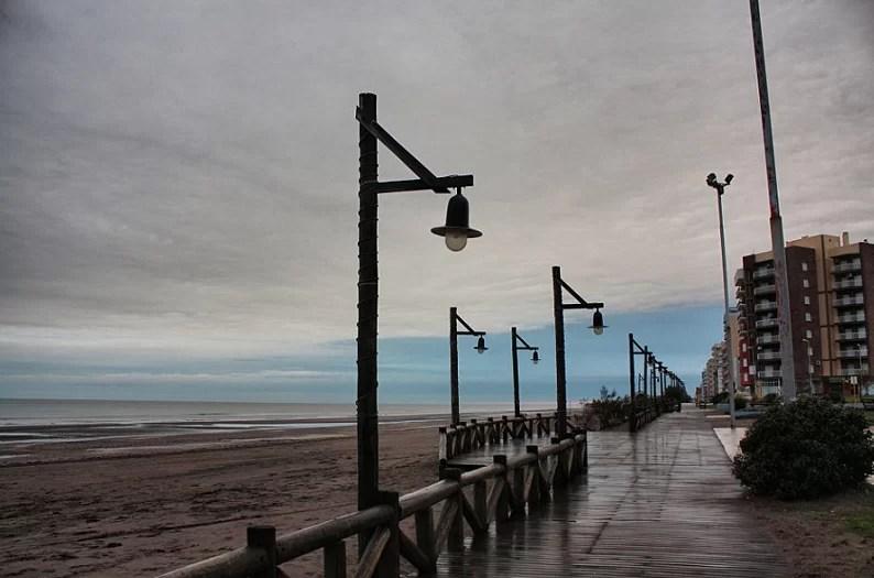 Monte Hermoso, sobre playas y blogtrips