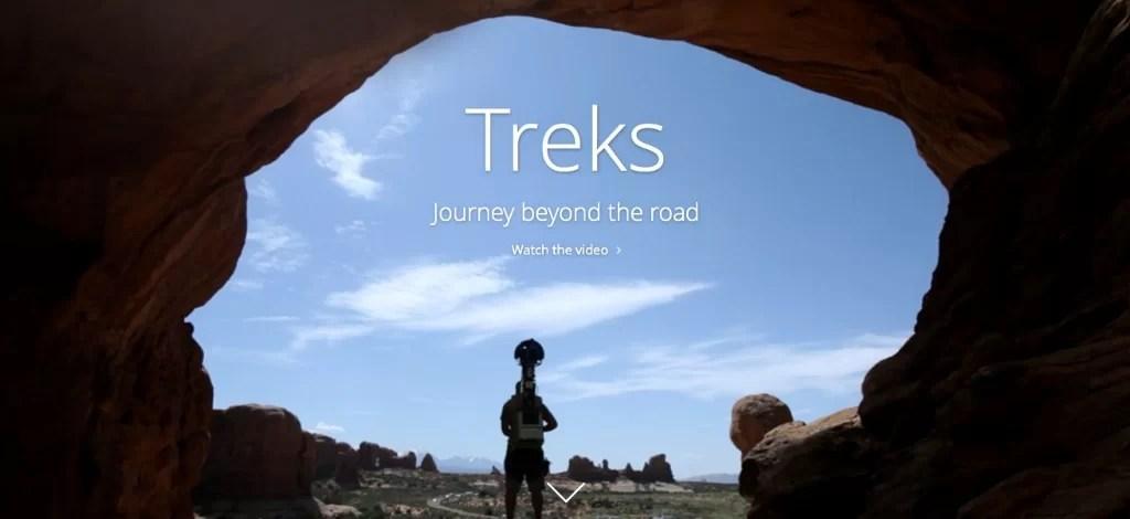 Google Treks: panoramas 360 de lugares turísticos