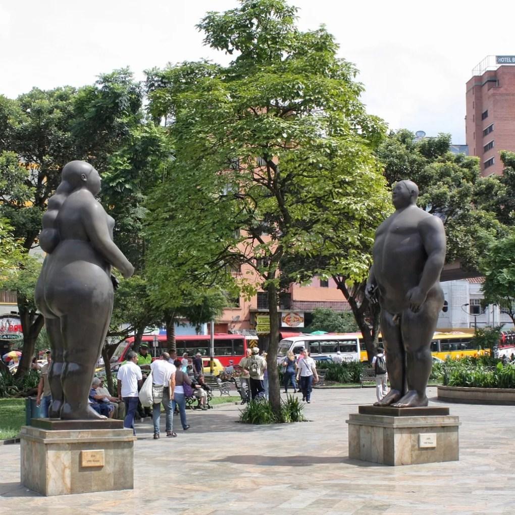 Parque de las Escultuas