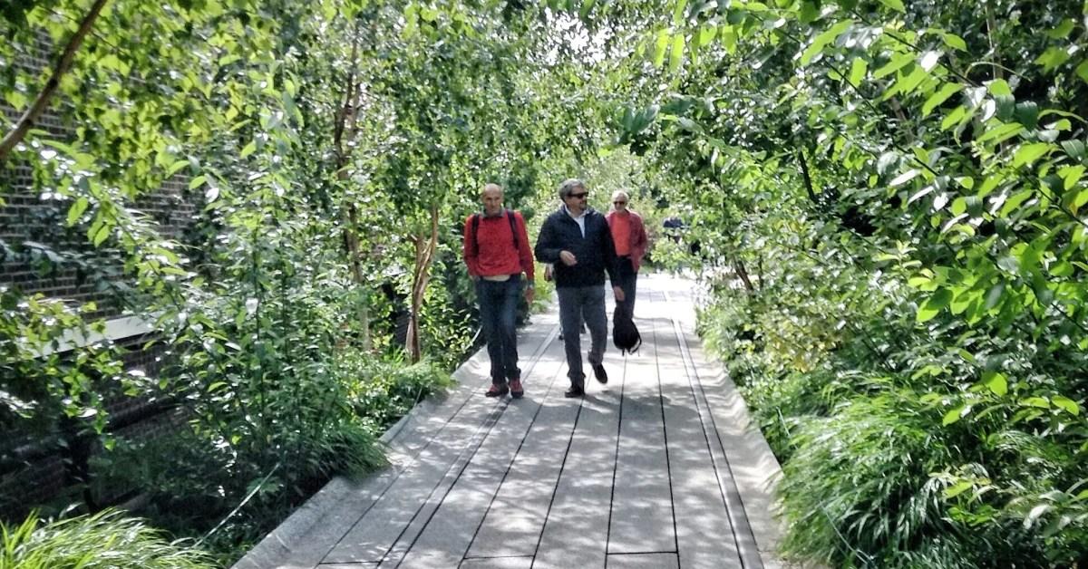 High Line, el parque elevado de New York, inaugura su último tramo