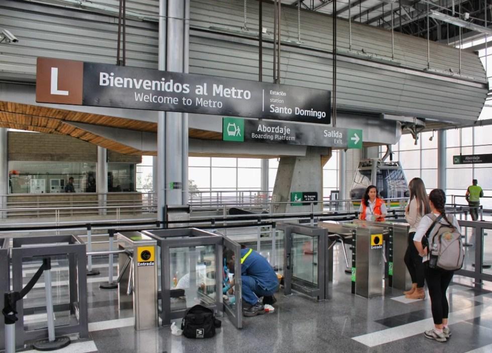 Estación Santo Domingo