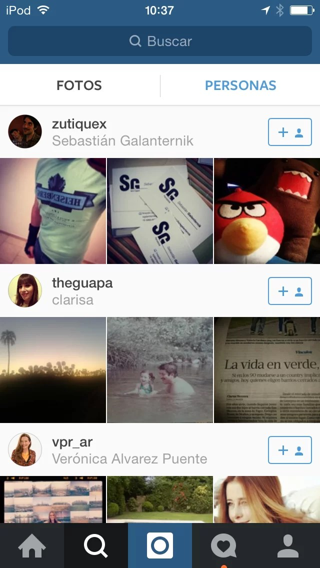 Instagram y las nuevas funciones para compartir