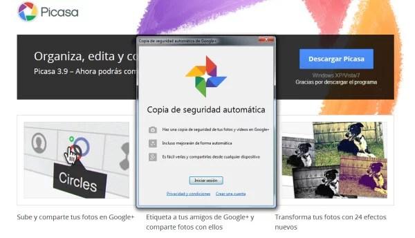 Google+Auto-Backup