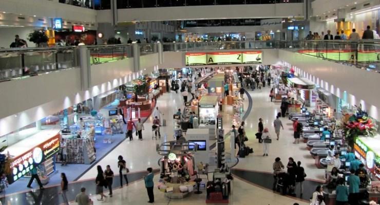 aeropuerto dubai
