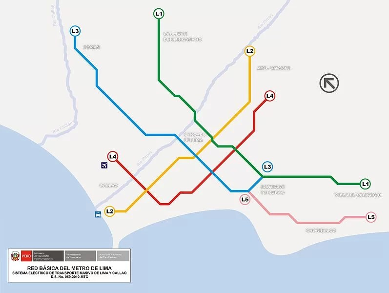 Metro de Lima: anuncio de nueva línea y conexión con el aeropuerto Jorge Chávez