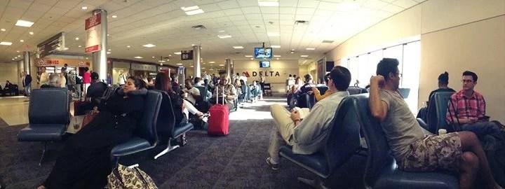 Los aeropuertos con mayor cantidad de pasajeros durante 2013