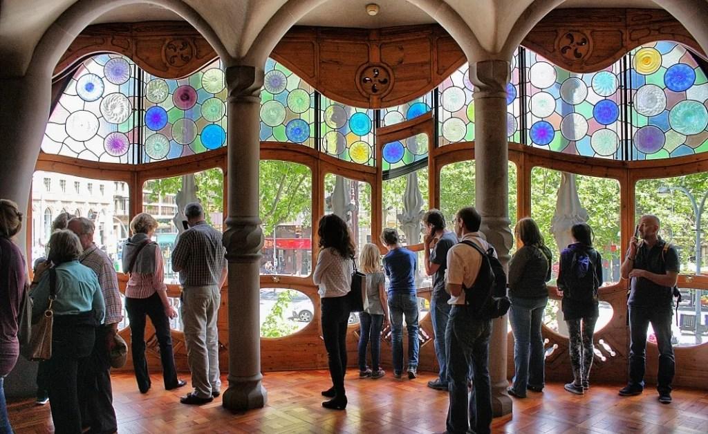 Crónicas de Barcelona 3: Casa Batlló, galería de fotos
