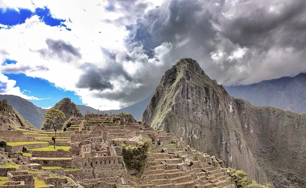Machu Picchu en enero y junio, una comparación visual