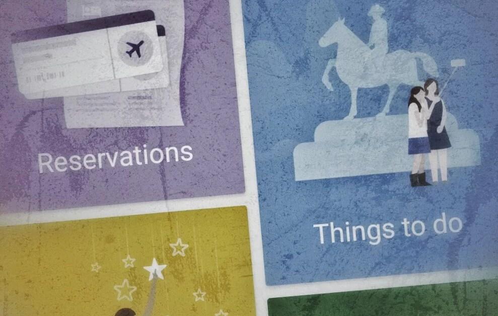 Se filtra Google Trips, un organizador de viajes para móviles