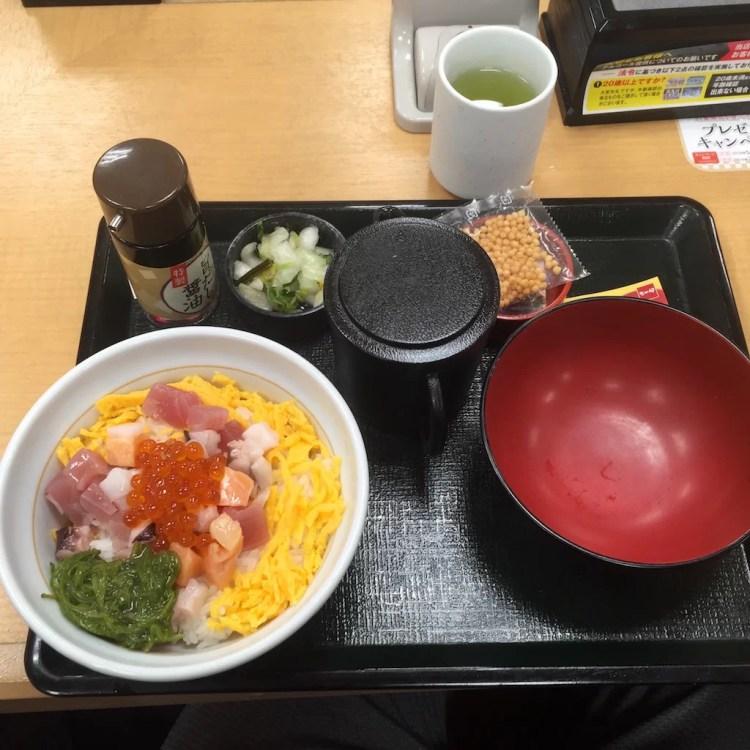 Seafood Special en Nakau