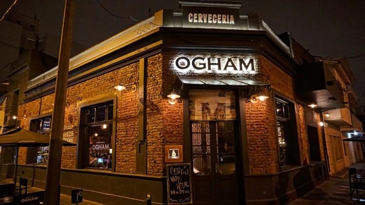 Cervecería Ogham