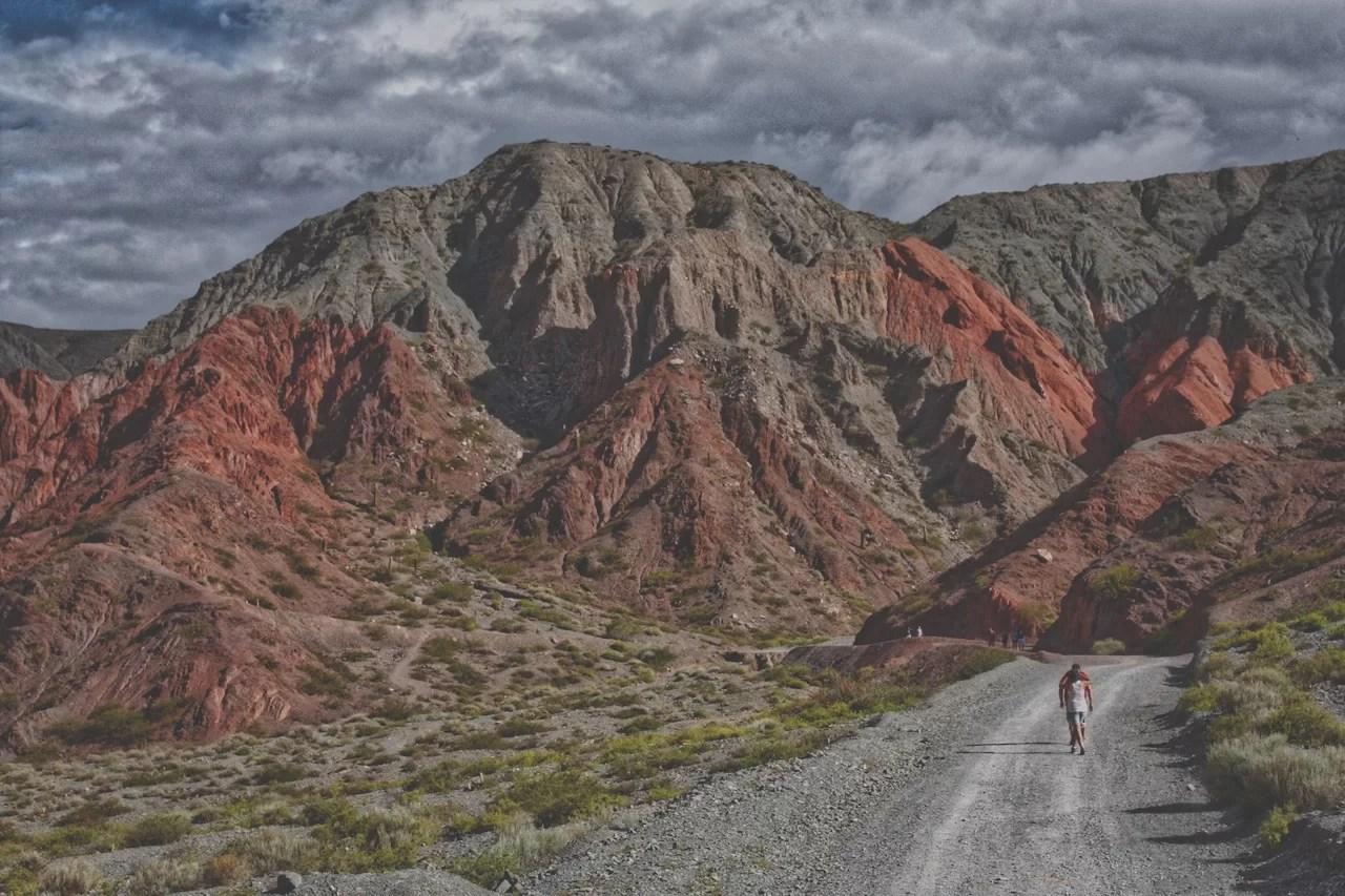 Camino de los Colorados