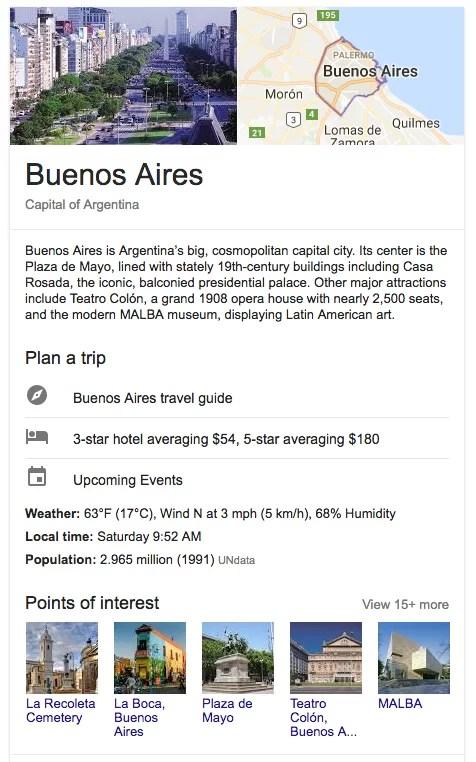 Buenos Aires busqueda