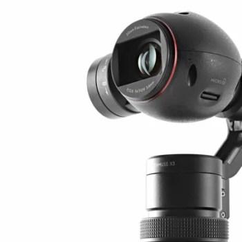 DJI Osmo cámara