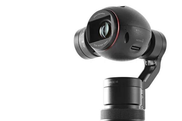 Usos viajeros y cotidianos de la cámara de video DJI Osmo
