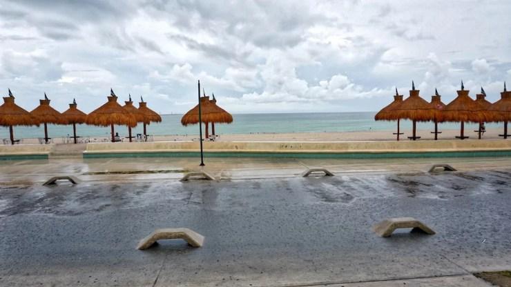 Malecón de Puerto Progreso