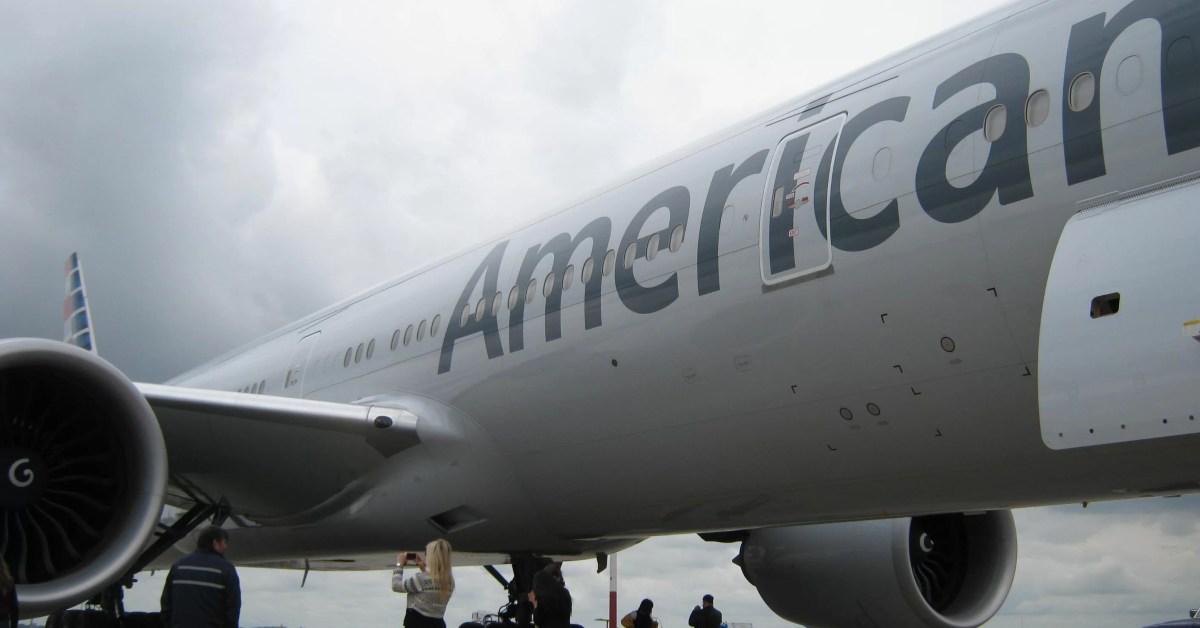 Un paseo por Ezeiza: American, aviones y uniformes nuevos